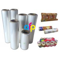 Wholesale Premium Center Folded Polyolefin Shrink Film For Heat Wrapping Moisture Proof from china suppliers