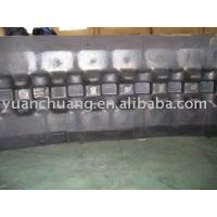 Wholesale Rubber Crawler excavator rubber track from china suppliers