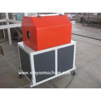 China PVC Plastic Hole Punch Machine / Pipe Perforating Machine Air pneumatic structure on sale