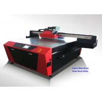 Buy cheap Ricoh Print Head Digital Flatbed UV Ceramic Printer For Decoration from Wholesalers