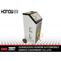 China Semi Auto Refrigerant Recovery Recycle Evacuation And Recharge Machine 2m Hose on sale