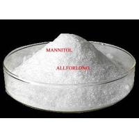 Wholesale Health & Natural Polysaccharide Mannitol Powder Extracted From Seaweed  / Sugar Alcohl from china suppliers