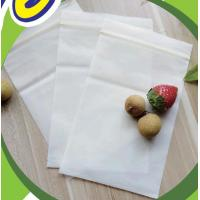 Wholesale Biodegradable Industrial Ziplock Bags Organic Waterproof Invisible Flower Seeding Packing from china suppliers