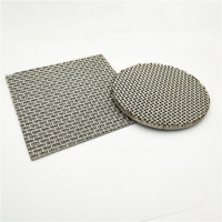 Wholesale 316L 1.0mm Stainless Steel Disc Filter For Air Liquid Solid Filtration from china suppliers