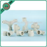 China Equal Shape Water Filter Pipe Fittings , 90 Degree Elbow Pipe Welding Connection on sale