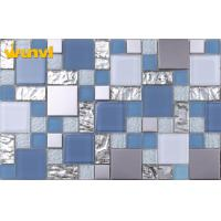 Wholesale Anti - rusty Crystal Mosaic Tiles Ice cracked With Water Absorption from china suppliers