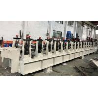 China 11KW 0.8-1.5mm Galvanized Steel Guide Rail Roll Forming Machine 22 Stations on sale