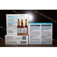 Wholesale Weight loss hot sale L-carnitine 1g, 2g for injection with good effect from china suppliers