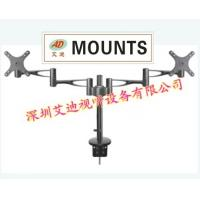 Wholesale Shenzhen tabletop lcd led mount Shenzhen lcd TV bracket D Full Motion Desk Mount Articulated Arm from china suppliers