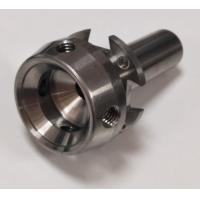 Wholesale 5 Axis Titanium Machining Services Customized Medical Machined Ti Parts from china suppliers