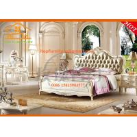 Wholesale European style antique Royal luxury french style wooden bedroom furniture from china suppliers