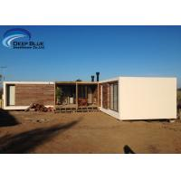 Wholesale Steel Structure Modern prefabricated Houses , Uruguay Bungalow Home Plans from china suppliers