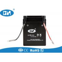 China Maintenance Free Rechargeable Motorcycle Battery Self - Regulating Relief Valve on sale