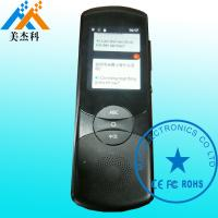 Buy cheap 2.4 Inch Smart Voice Translator Auto Real Time With Customized Color from wholesalers