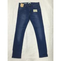 Simple Style Womens Slim Straight Leg Jeans For For Curvy / Maternity Women