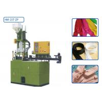 Wholesale 3 - 10 Size Plastic Zipper Making Machine , Vertical Plastic Injection Machine from china suppliers