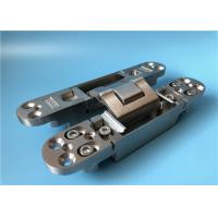 China Stainless Steel 3D Concealed Hinges  Soss Door Hinges 5 Year Service Life on sale