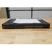 Buy cheap WS-C2960X-24TD-L Used Catalyst Switch 2960X 24 GigE 2 X 10G SFP+ LAN Base from wholesalers