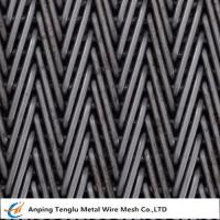 Wholesale Compound Balanced Weave Conveyor Belt|Stainless Steel Mesh for Carrying Baking biscuit/Screws/Nails from china suppliers
