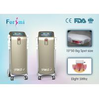 Wholesale radiofrequency laser skin tightening ipl IPL SHR Elight 3 In 1  FMS-1 ipl shr hair removal machine from china suppliers