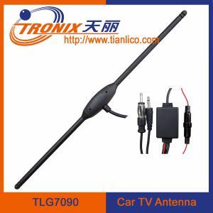 Wholesale car digital tv antenna/ am fm booster tv car antenna/ car antenna booster TLG7090 from china suppliers