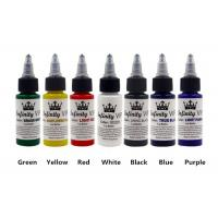 Wholesale 30ml Liquid Permanent Tattoo Ink , Multiple Colors Natural Tattoo Ink from china suppliers