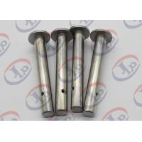 Wholesale High Precision Lathe Machine Parts , 16*63 mm 45# Steel Unthreaded Bolt from china suppliers