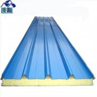 China good thermal insulation PU roof sandwich panel for clean room and cold storage on sale