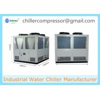 Wholesale 180kw 50 tons 50TR Air Cooled Water Chiller with Screw Compressor from china suppliers