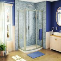 Buy cheap top quality shower glass with en12150 from Wholesalers