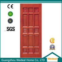 Wholesale wooden interior door Yellow Wooden Interior Door For Room/Hotel/Villa In High Quality from china suppliers