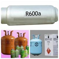 Quality refrigerant gas r600a 99.95% purity for sale for sale