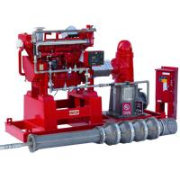 Wholesale 750 US GPM Vertical Turbine Pump UL / FM  with Diesel Engine Driven from china suppliers
