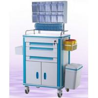 Wholesale Drug Delivery Cart White Color With Optional Components Hospital Trolley  Hospital Medical Trolley from china suppliers