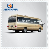 Wholesale Diesel Mini 100km/H 20Seat 30Seat City Utilities Bus from china suppliers