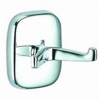 Wholesale Double Robe Hook with Chrome Plating, Made of Zinc Alloy from china suppliers