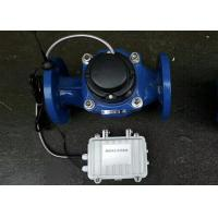 China Dry Dial DN400F Woltman Water Meter , PN10 Irrigation Multi Jet Water Meter on sale