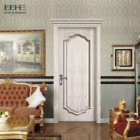 Wholesale Luxury Commercial Solid Core Wood Doors / Strong White Wood Interior Doors from china suppliers