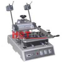Wholesale High precision manual screen printer from china suppliers