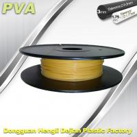 Wholesale 1.75 / 3.0 mm PVA Dissolvable 3D Filament Materials For 3D Printer Water Soluble Filament from china suppliers