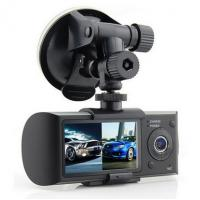 Wholesale Multi Media G-Sensor Dual Lens Car DVR Recorders NTK 96632 Stereo Built-In , ROHS from china suppliers