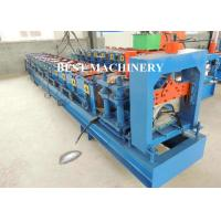 Wholesale Metal Roof Ridge Cap Roll Forming Machine / Corrugated Roof Sheet from china suppliers