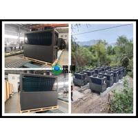 Wholesale Efficient Air Source Heat Pump Central Heating System Intelligent Management from china suppliers