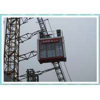 Wholesale Rack And Pinion Construction Material Hoist Lifting Equipment from china suppliers