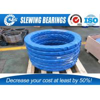 Wholesale Low Vibration Excavator Swing Bearing Outer Gear Fastening Structure from china suppliers