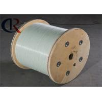 Wholesale Fiber Optic Cable FRP Strength Member Central 0.4mm - 5.0mm Diameter 50.4km / Reel from china suppliers