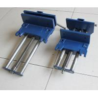 """Wholesale Heavy duty 7"""" 9"""" Blue Cast Iron Quick Release Woodworking Bench Vice from china suppliers"""