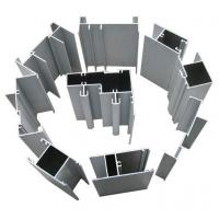 Hollow Single-Glass Aluminum Window Extrusion Profiles With Fluorocarbon Powder Spray Coating