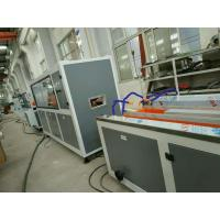 Wholesale Twin Screw Pvc Profile Extrusion Machine Electrical Cable Trunking Making from china suppliers