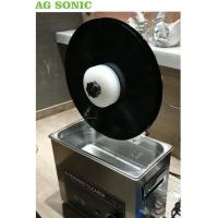 Wholesale Vinyl Disc Vinyl Record Lp Industrial Ultrasonic Cleaner 6.5L 150 W 40khz Frequency from china suppliers